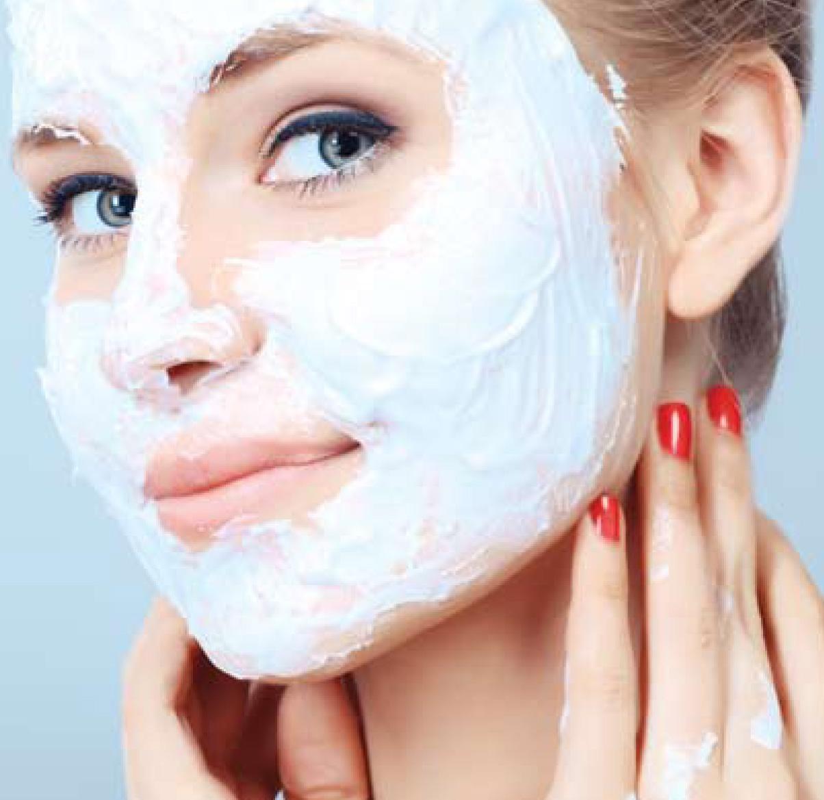 Увлажняющие маски для лица в домашних условиях для жирной кожи