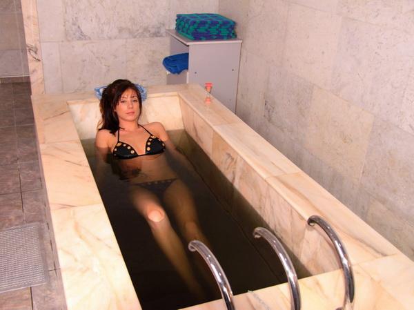 Сероводородные ванны в домашних условиях