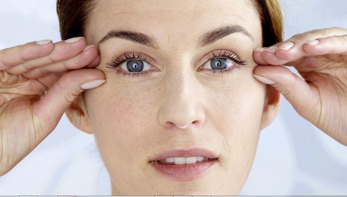 Убираем морщины вокруг глаз в домашних условиях отзывы 654