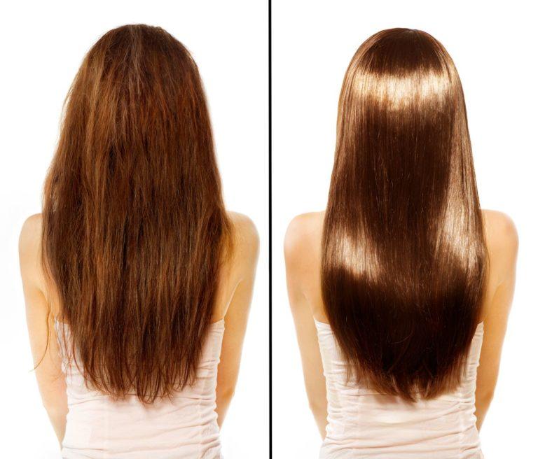 Как сделать чтобы волосы выглядели чистыми