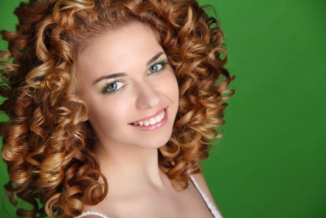 Как делают карвинг волос пошаговое фото