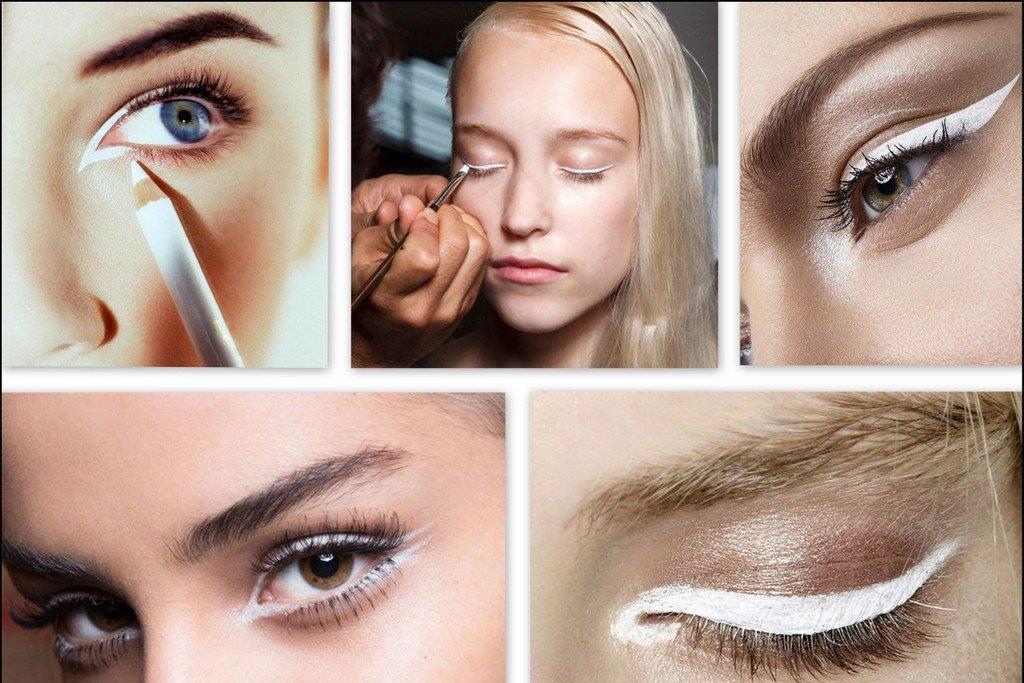 Как одним карандашом для глаз сделать макияж 319