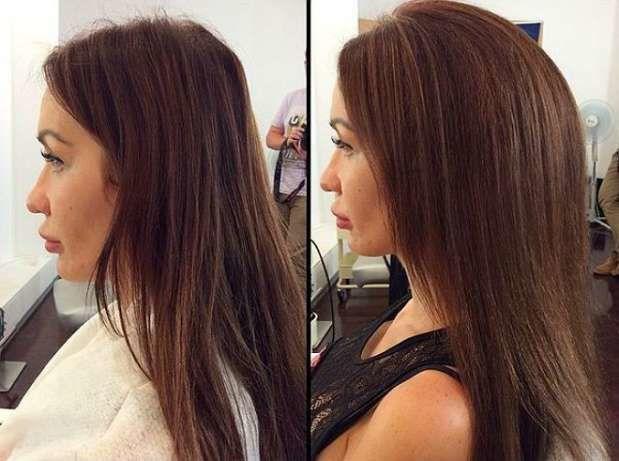 Объём волос как сделать