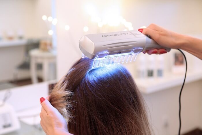 Дарсонваль для волос сколько минут