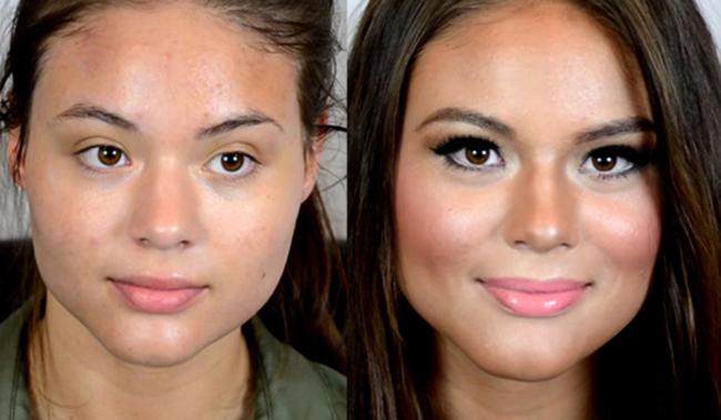 Как сделать чтобы лицо было светлее 75