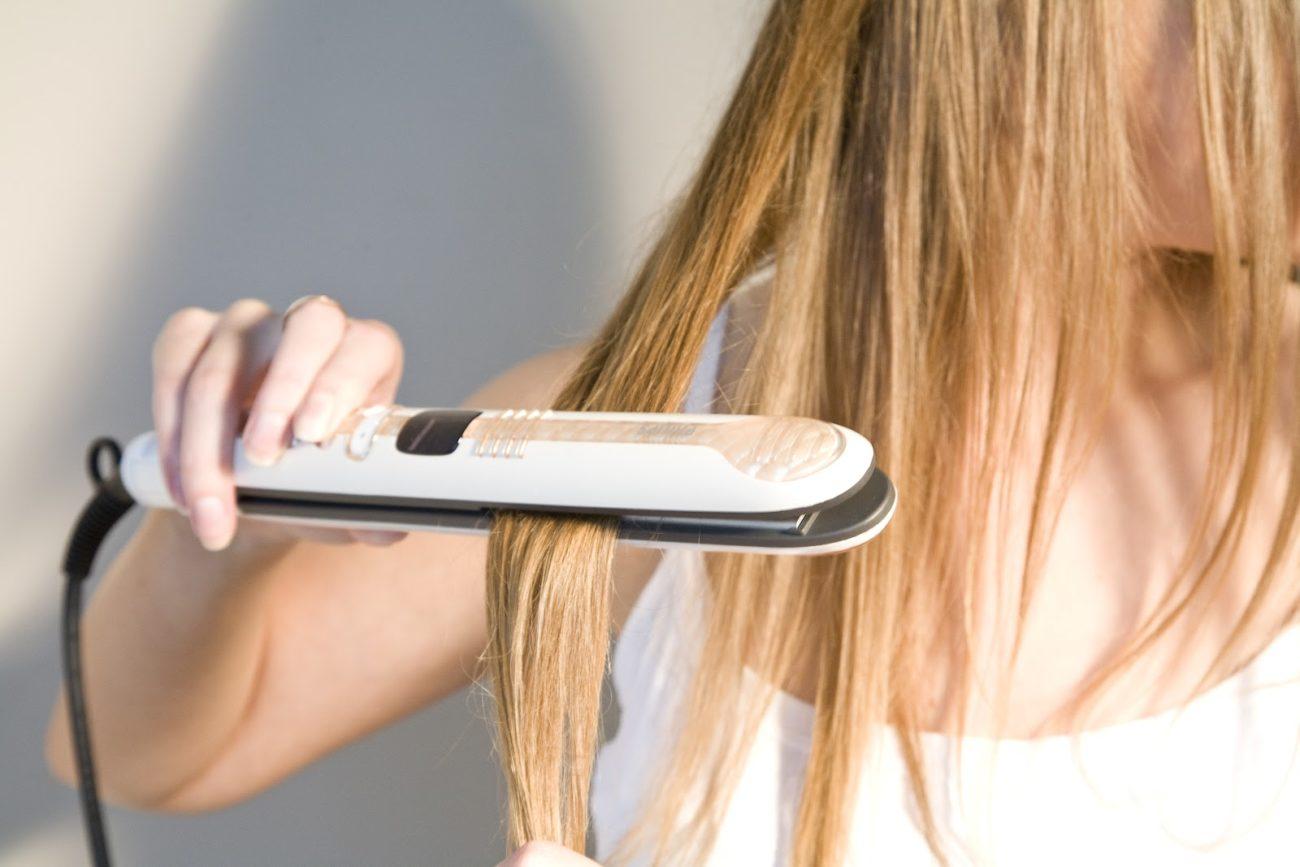Как без утюжка выпрямить волосы - 7 лучших способов с фото 42