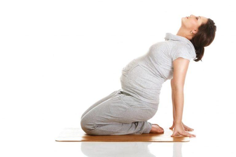 Гимнастика для беременных 20 недель 93