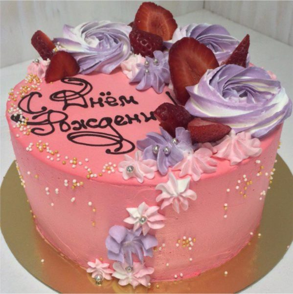 Пожелание свекрови на день рождения своими словами