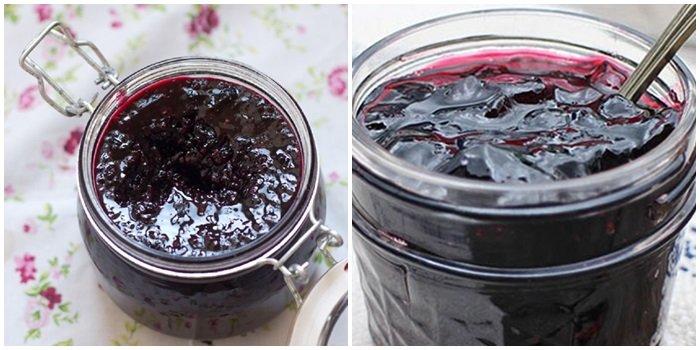 Как сделать джем из черной смородины на зиму 86
