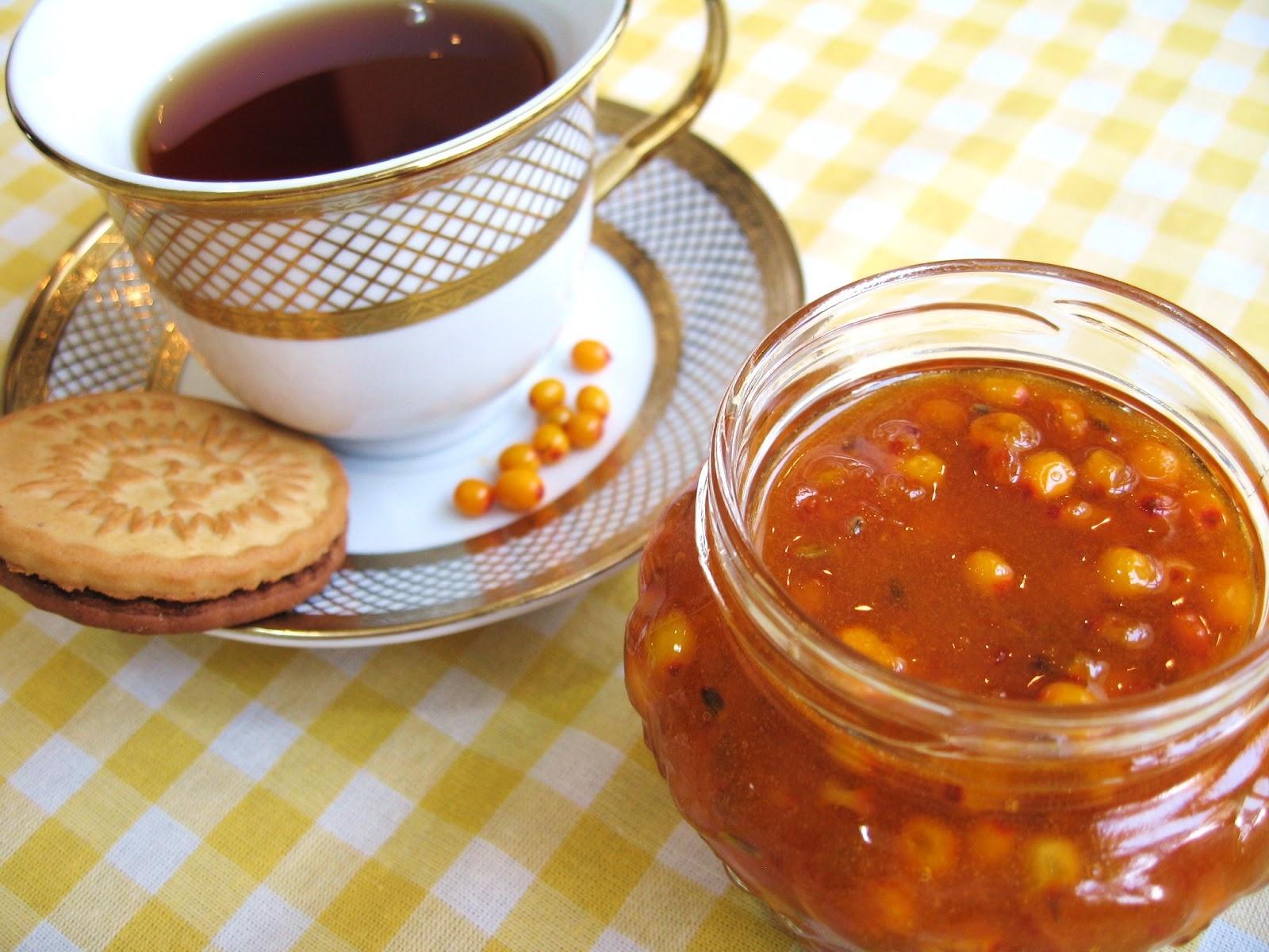 Блюда из облепихи - рецепты с фото на Повар. ру (37)
