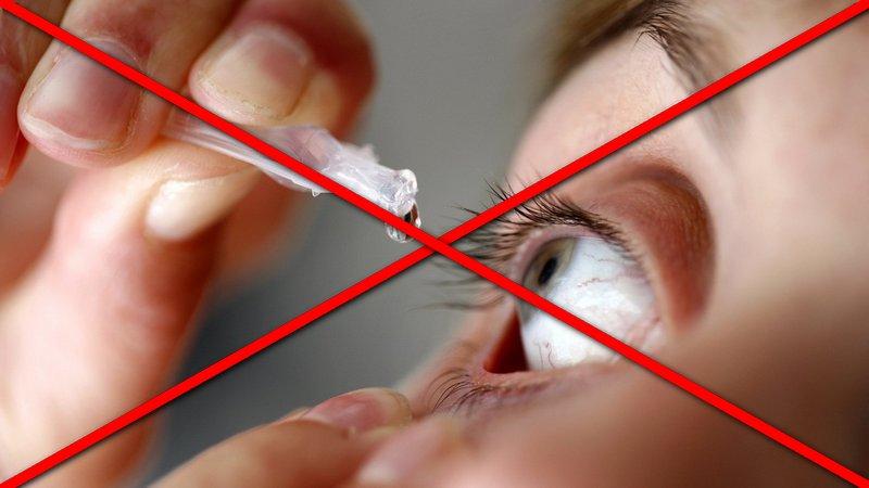 Как сделать промывание глаз 762