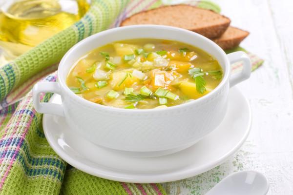 рецепт супа после операции желчного пузыря