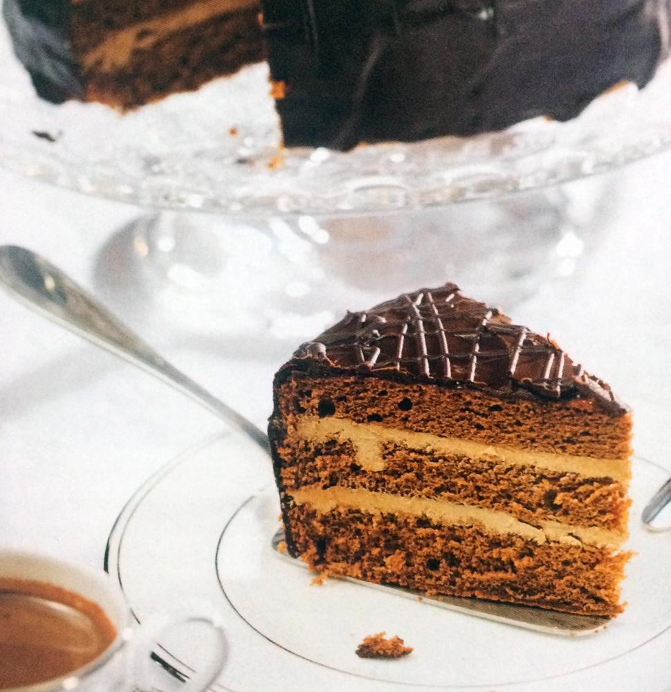 Как торт прага своими руками 22