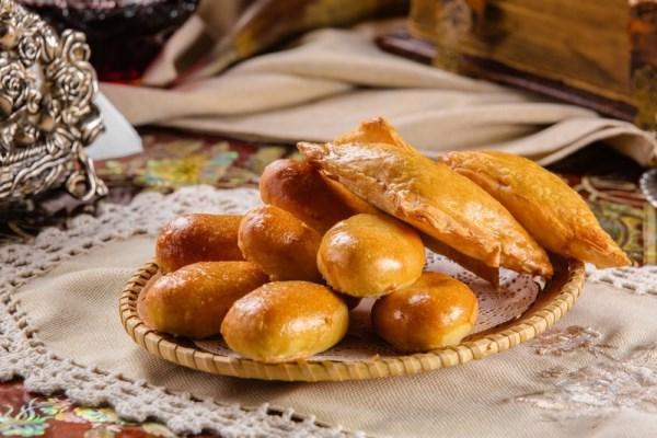Рецепт пирожков с курицей в духовке рецепт 21