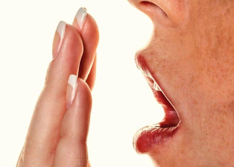 Как сделать так чтобы рот не вонял