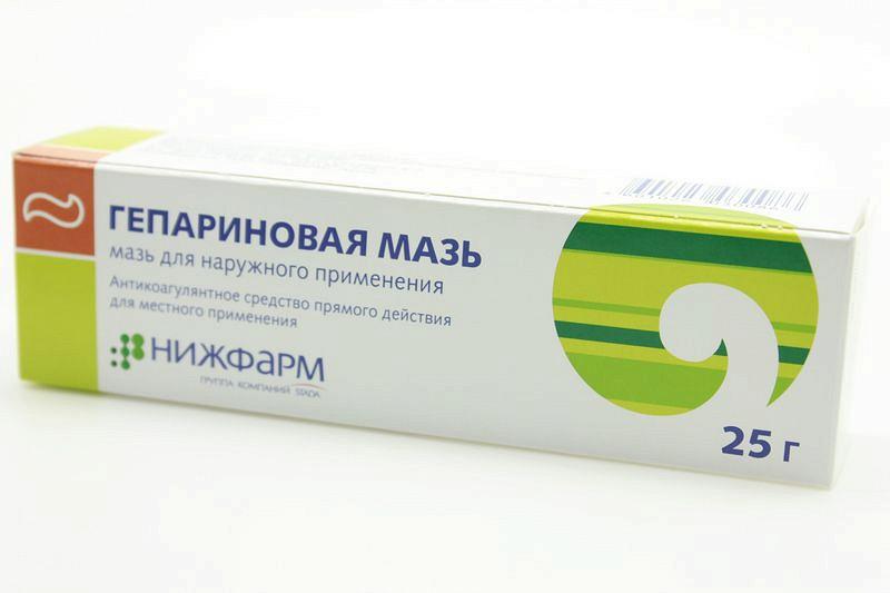 Гепариновая мазь для беременных при геморрое 80