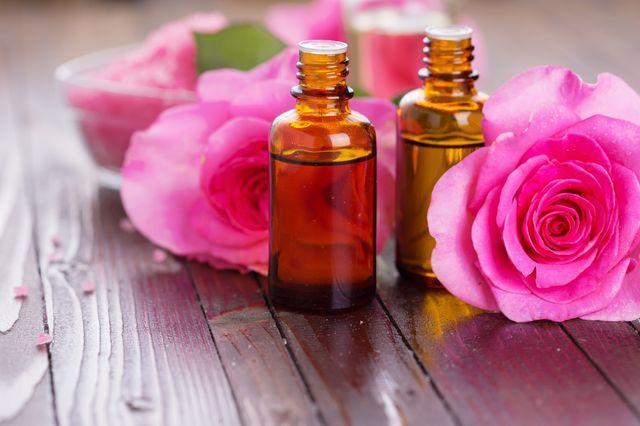 Масло розы для лица применение