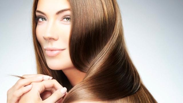 Хна может улучшить волосы