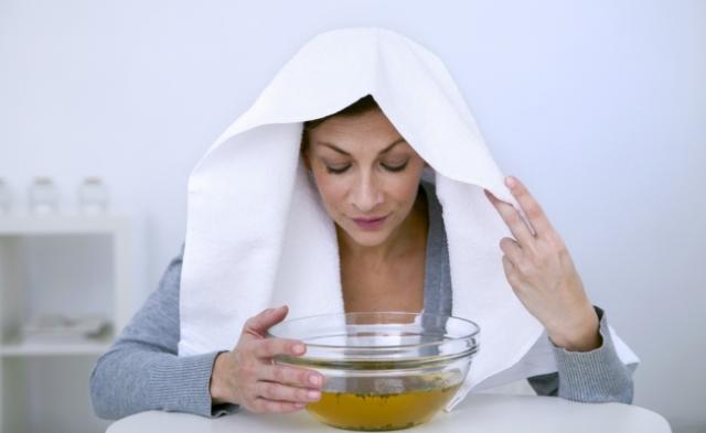 Ингаляция с маслом в домашних условиях