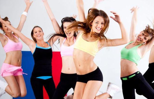 как с помощью танцев похудеть дома