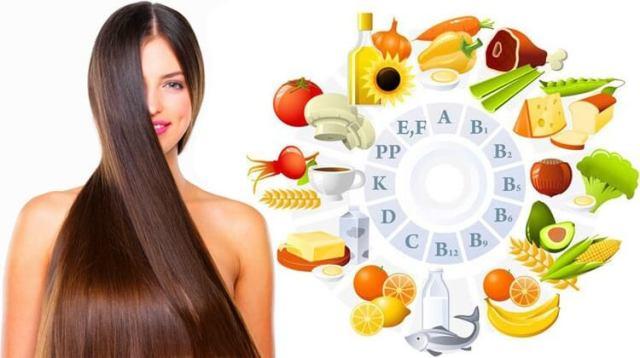 Какие витамины пить против выпадения волос для женщин