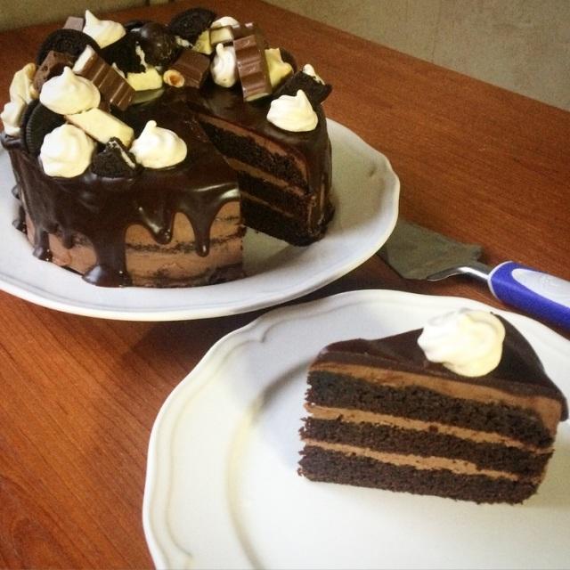 Рецепт приготовления торта прага в домашних условиях