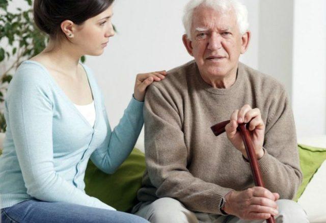 какие документы нужны для оформления по уходу за пожилым человеком