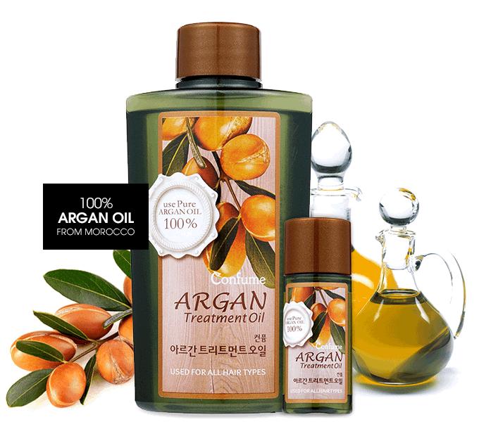 Аргановое масло для волос свойства и применение
