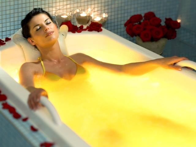 Скипидарные ванны для похудения инструкция