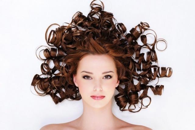 Как убрать карвинг с волос в домашних условиях