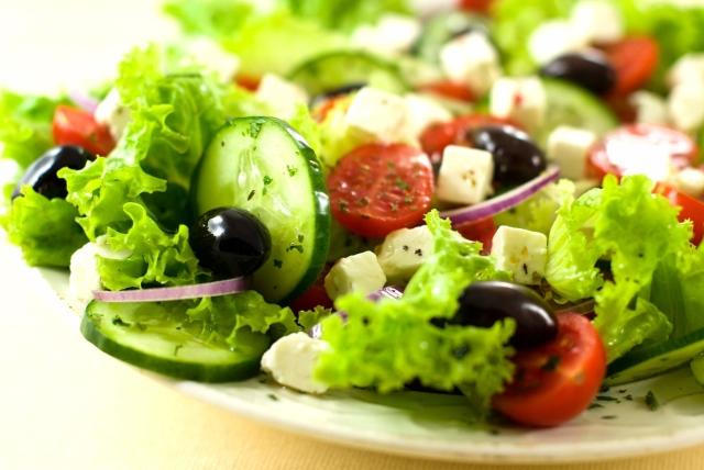 рецепты весенние салаты с фото