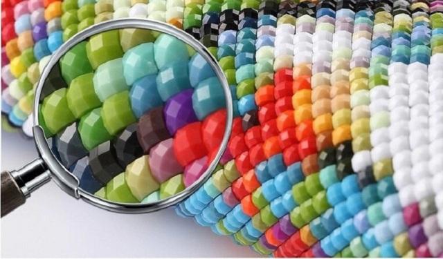 Наборы алмазной вышивки со скидкой