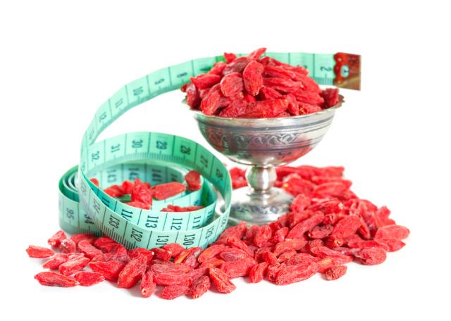 Применение ягод годжи для похудения рецепт