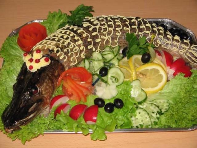 рецепт отзывы Лучший фаршированной рыбы