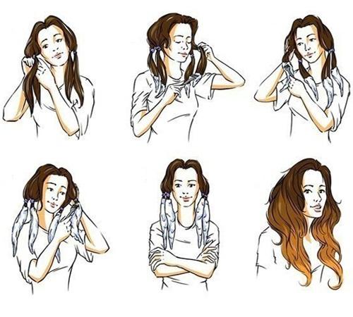 Как сделать омбре на темные волосы фото 87