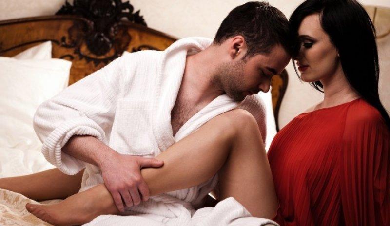 Секс стервы с мужчиной