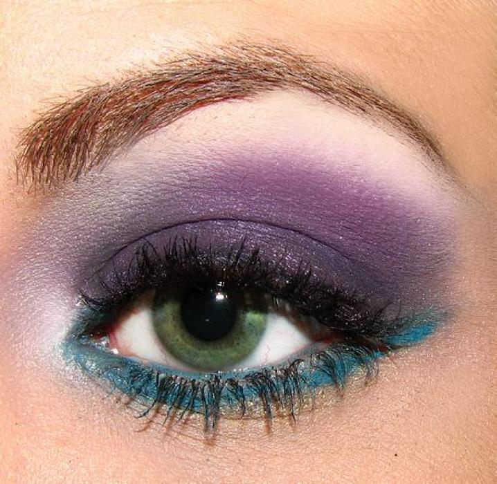 предстоит ещё зеленый макияж для карих глаз фото доброго времени суток
