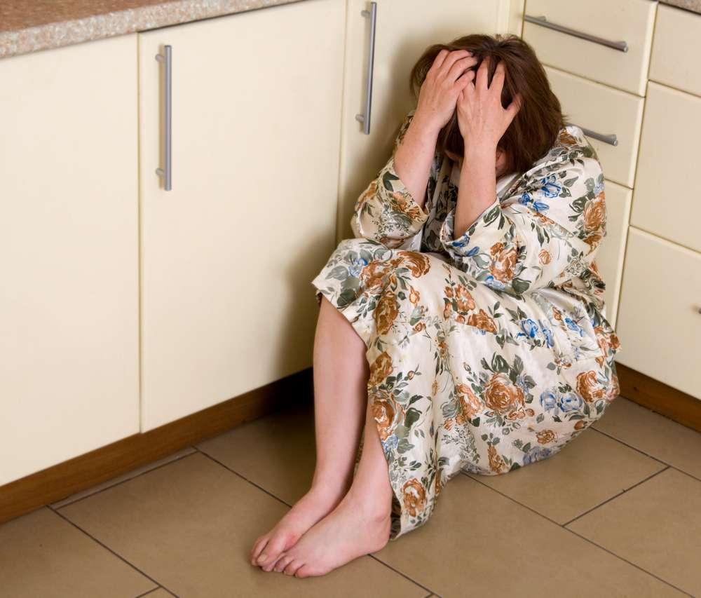 Послеродовая депрессия у мужчин