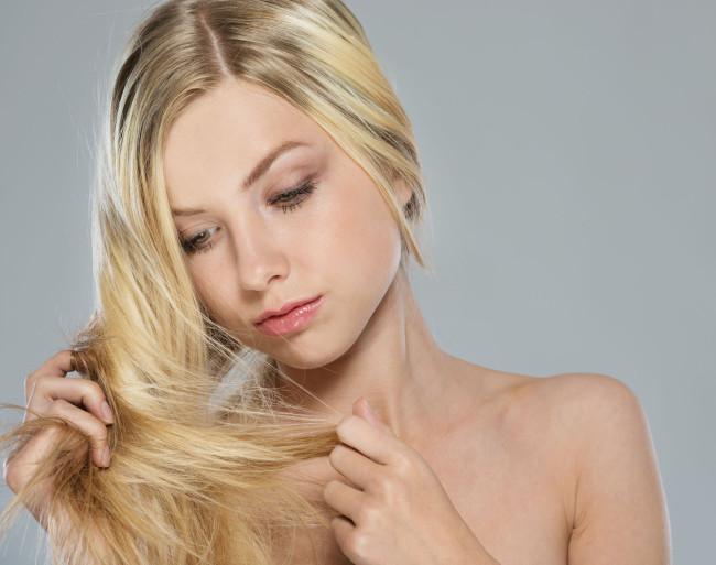 Красота как восстановить структуру волос