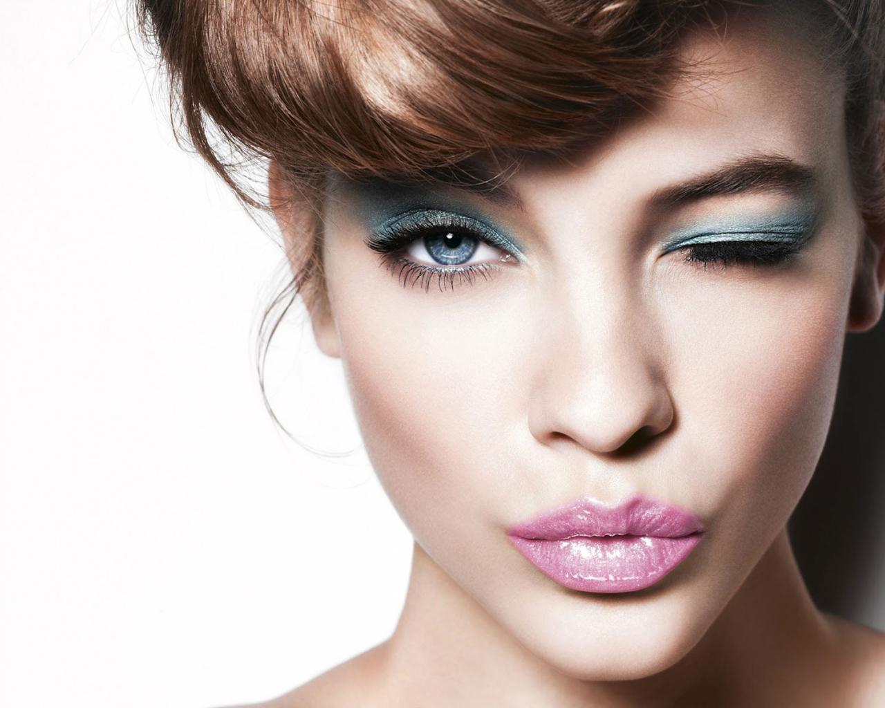 изготовлению модели макияжа картинки своими руками