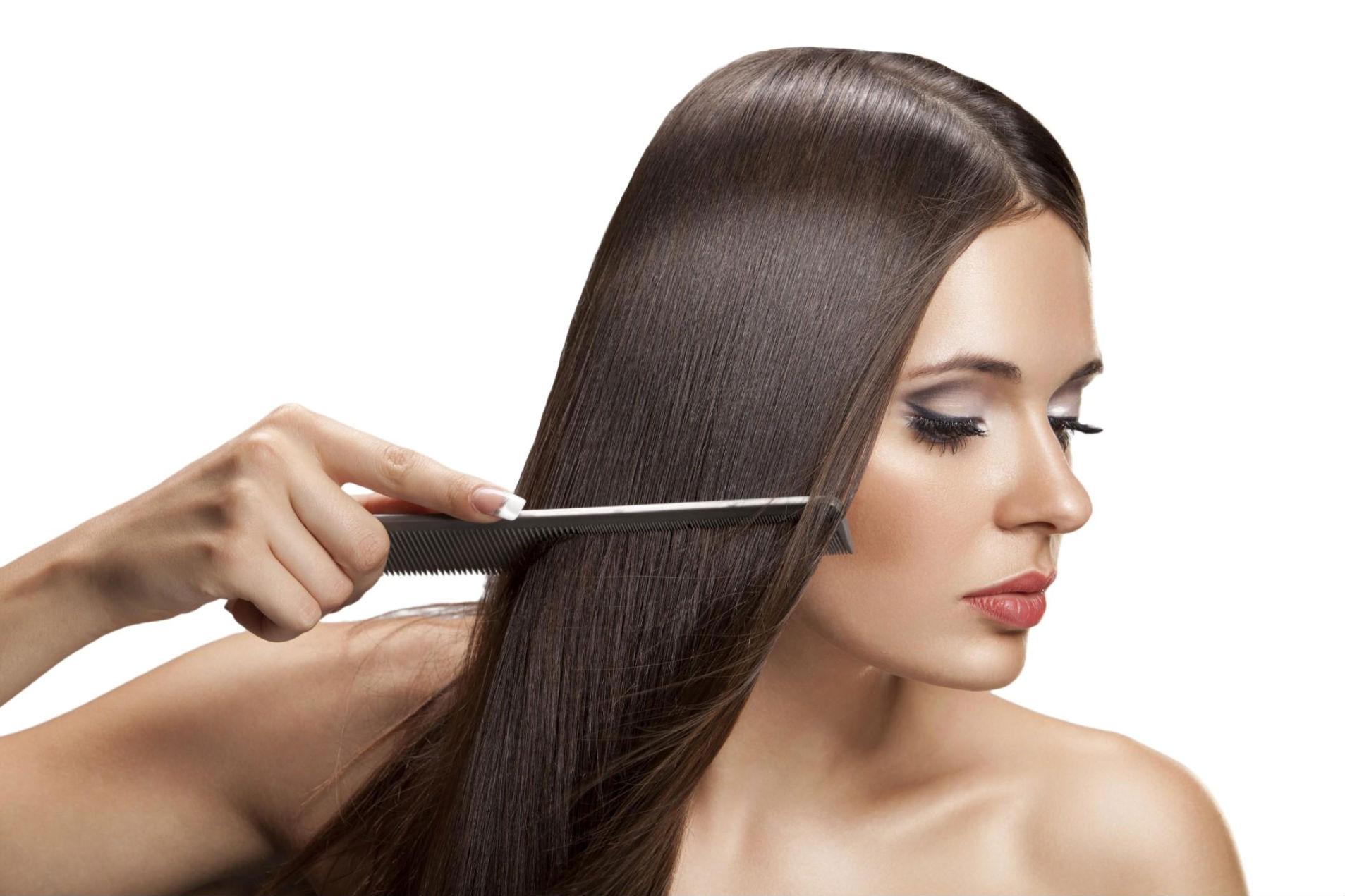Глазирование волос в домашних условиях: процедура шелкового глазирования волос, отзывы, до и после