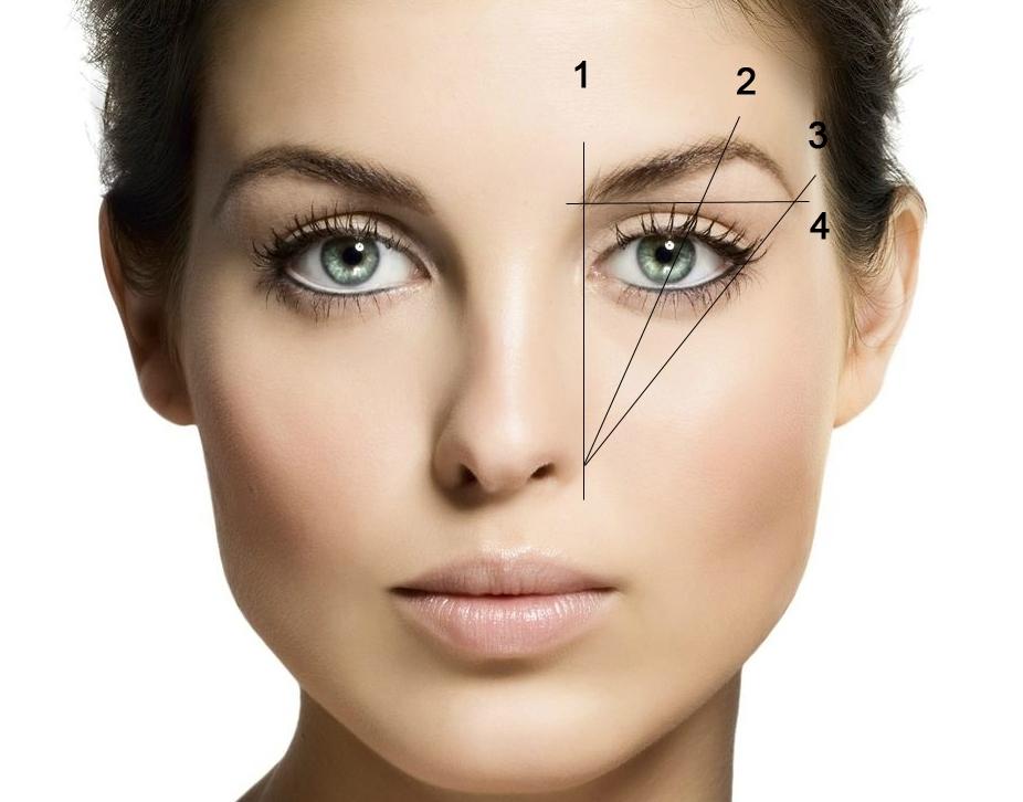 испеченный брови как правильно придать форму фото кто-то гифку