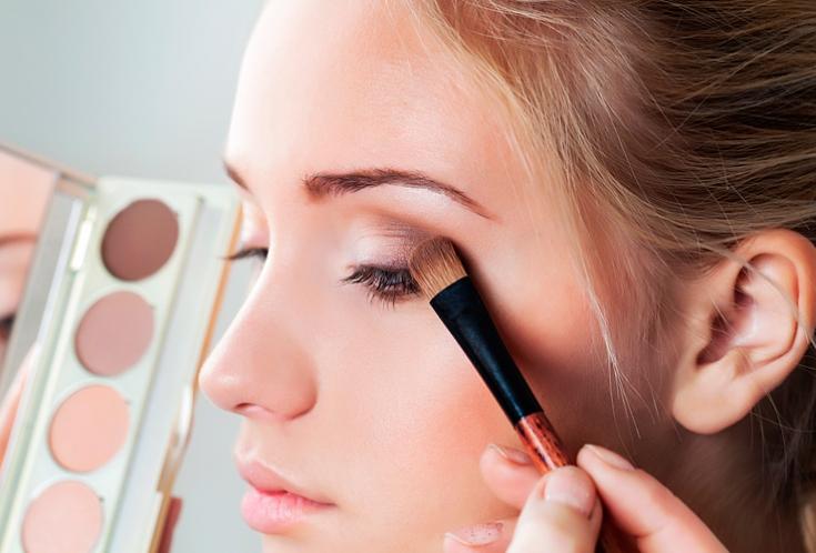 Как самому делать макияж - советы от школы стиля