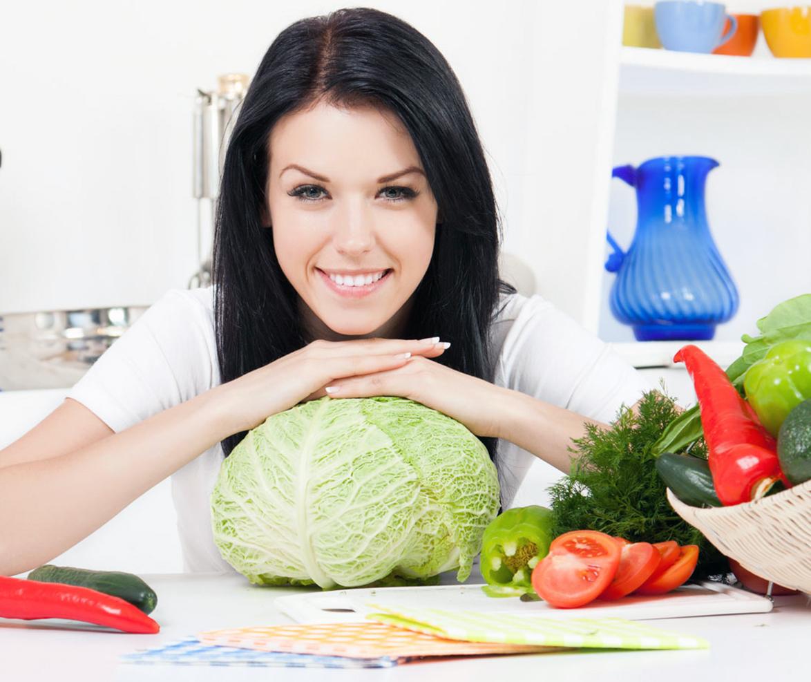Диета Белокочанной Капустой. Капустная диета – похудение за 10 дней