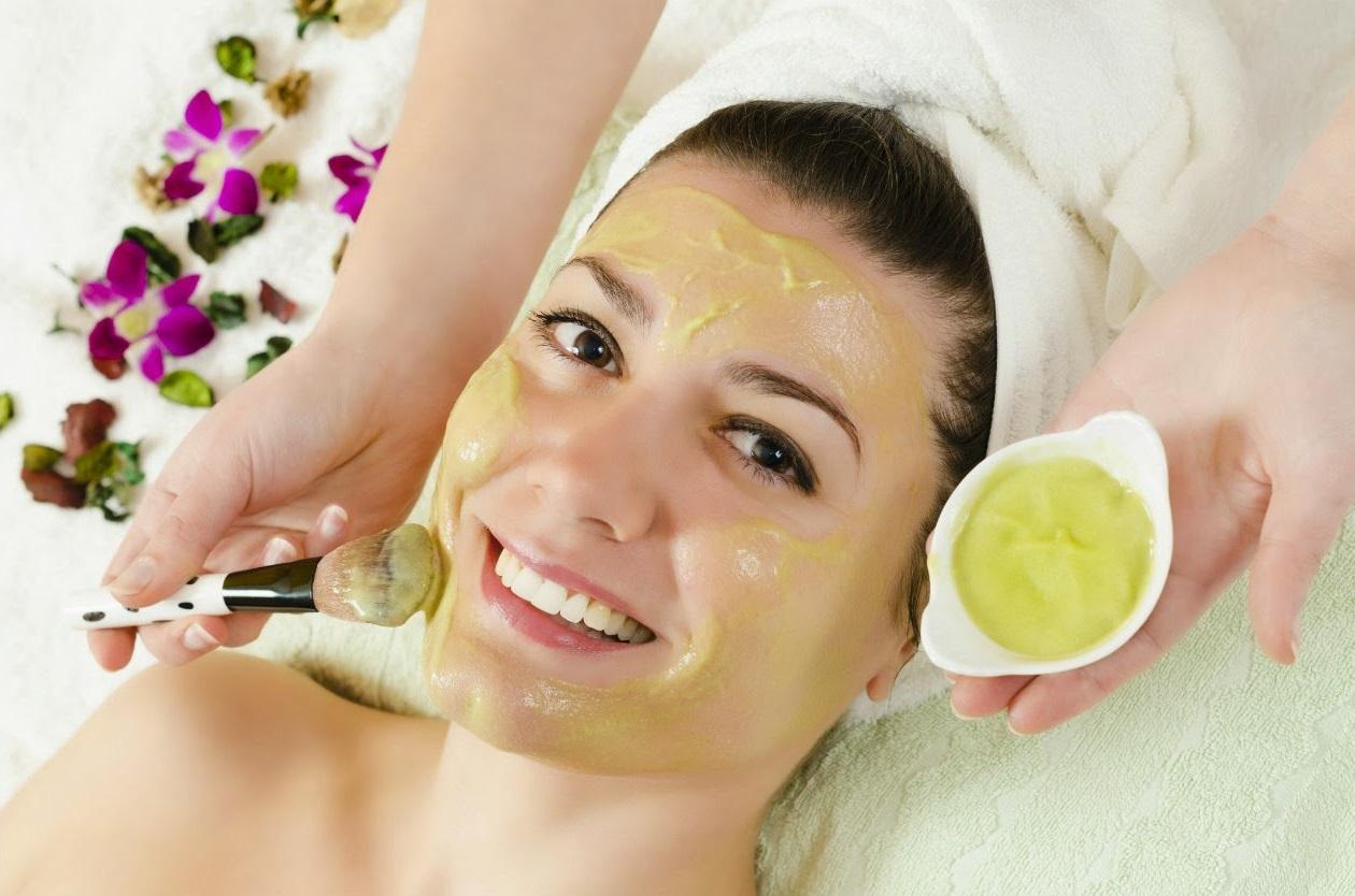 Отбеливающие маски для лица, домашние рецепты: Уход за кожей