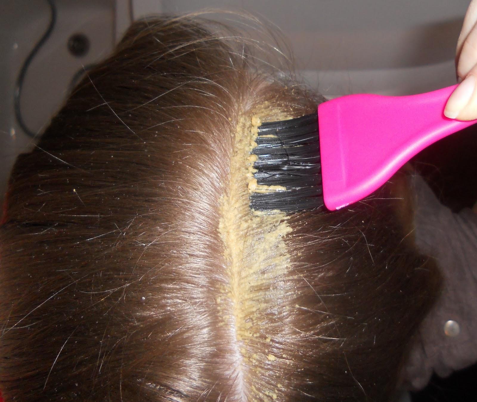 Горчичная маска для волос отзывы