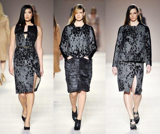 Мода для полных женщин 2018. Модные тенденции гардероба для полных ... 802cd750acb