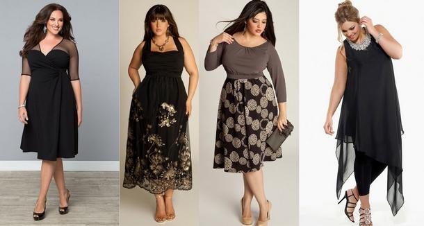 d3f040d94 Мода для полных женщин 2017. Модная одежда для полных женщин 2017 ...