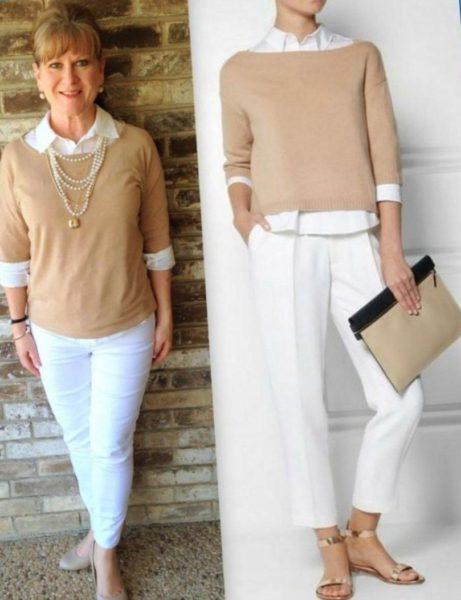 12fb3592e3c0 Мода для полных женщин 2018. Модные тенденции гардероба для полных ...