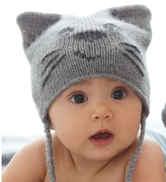 27-548x600 Как связать шапку спицами для начинающих — схемы вязания, уроки вязания шапки. Как вязать шапку спицами
